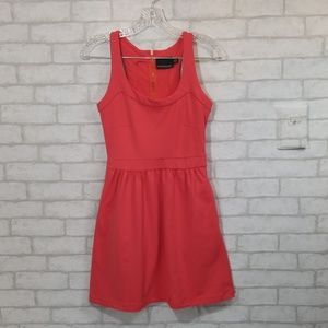 Cynthia Rowley coral Sleeveless dress size XS